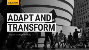 Guggenheim Photo Cover Adapt and Transform